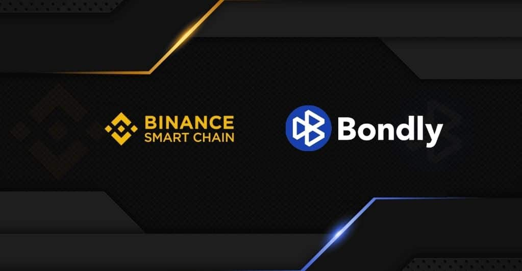 Binance Smart Chain Joins Bondly