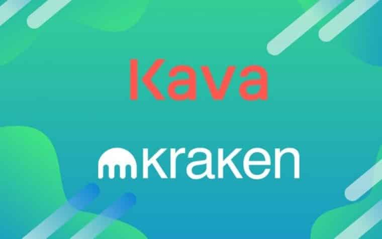 Kava Sparkles Live on Kraken Exchange